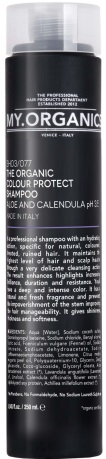 MY.ORGANICS The Organic Colour Protect Shampoo Aloe And Calendula 250ml