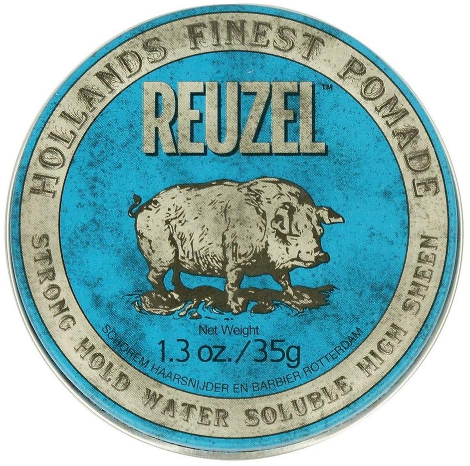 REUZEL Blue Pomade - 1.3oz/35g