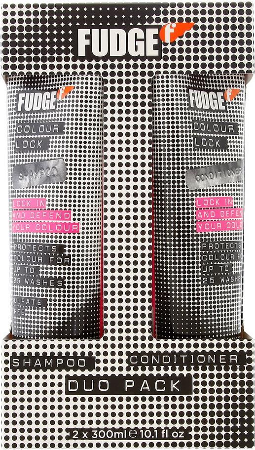 Fudge Colour Lock Shmp & Con duo 300 2x300ml