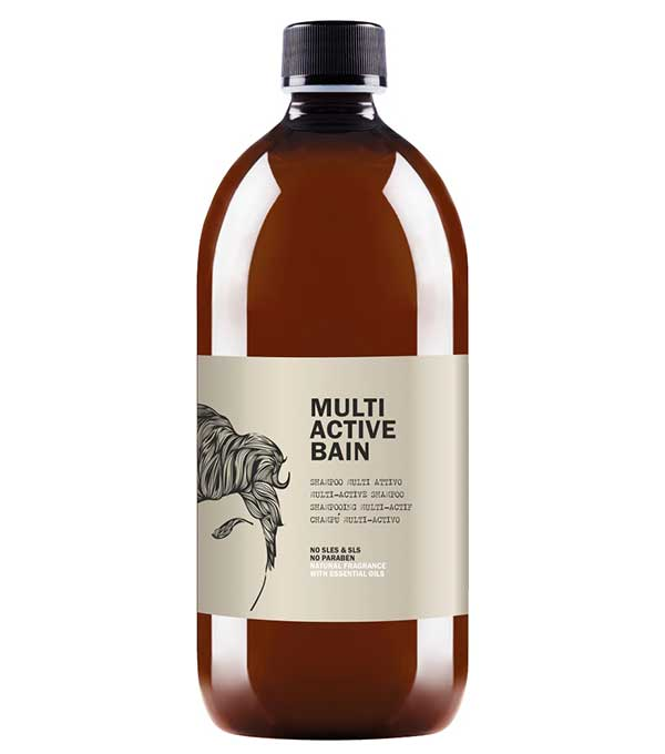 DEAR BEARD Multi Active Bain Shampoo 1000ml