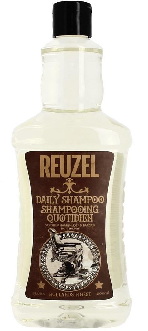 REUZEL Daily Shampoo - 33.81oz/1000ml
