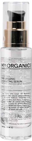 MY.ORGANICS The Organic Hydrating Serum Argan, Linseed And Avocado 50ml