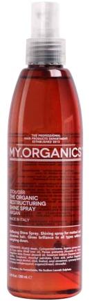 MY.ORGANICS The Organic Restructuring Shine Spray Argan 250ml
