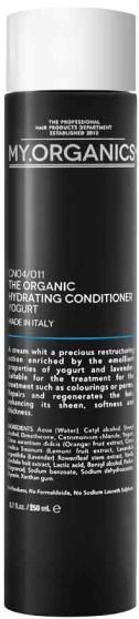 MY.ORGANICS The Organic Hydrating Conditioner Yogurt 250ml