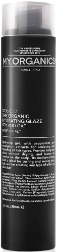 MY.ORGANICS The Organic Hydrating Glaze Soy And Oat 200ml