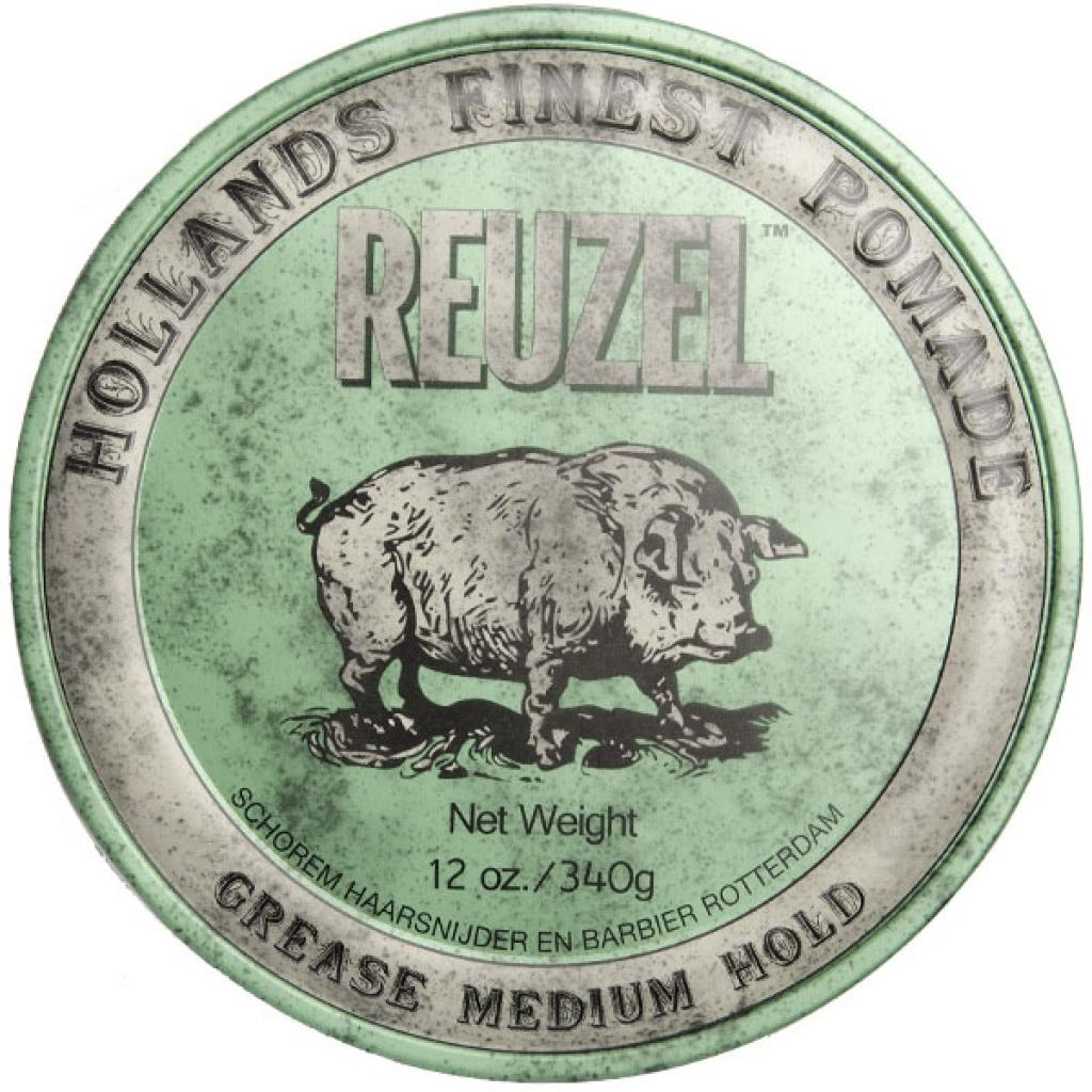 REUZEL Green Pomade - 12oz/340g