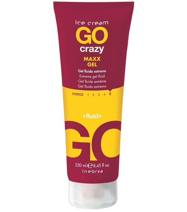 CRAZY Maxx Gel 250ml - extrémně silný fluidní gel