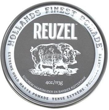 REUZEL Extreme Hold Matte Pomade - 4oz/113g